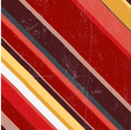 vintage seamless strips background  Vector