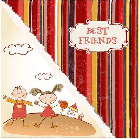playfulness: best friends