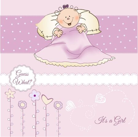 romance bed: Welcome new baby girl