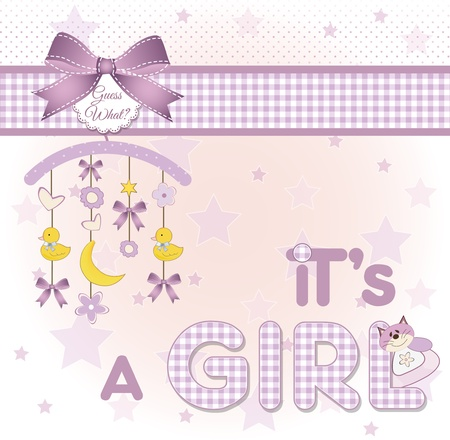 it's a girl Stock Photo - 9437415