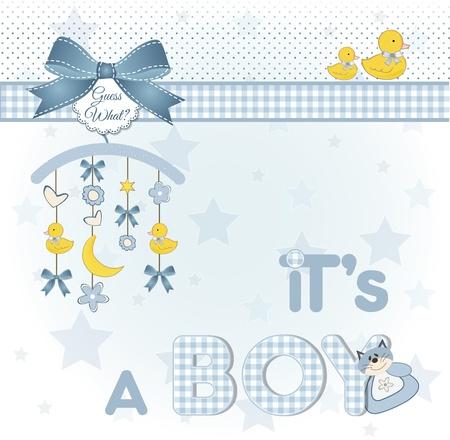 it's a boy Stock Photo - 9437416