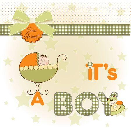 its a boy: its a boy  Stock Photo