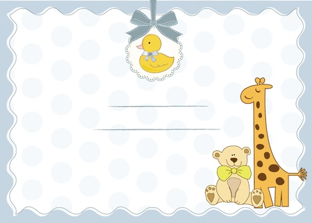 invitacion baby shower: invitaci�n de ducha Baby