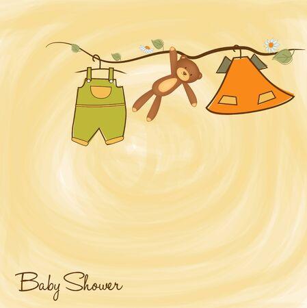 anuncio de ducha Baby