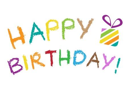 happy feast: happy birthday