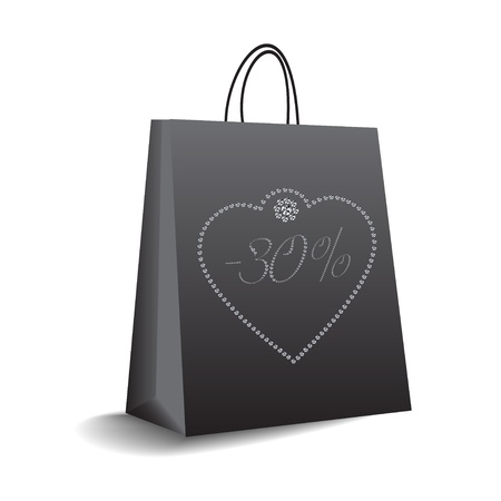 jewelry store: shopping bag