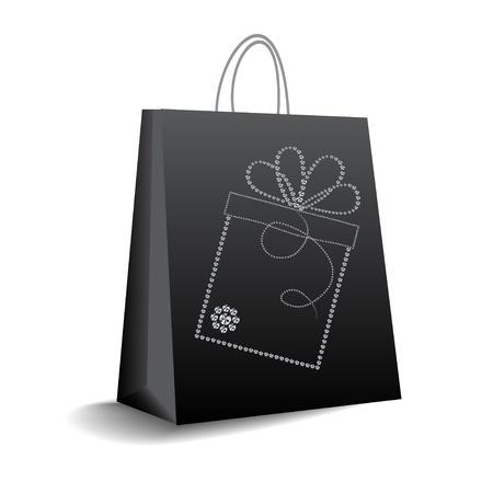 shopping bag Stock Vector - 9934381