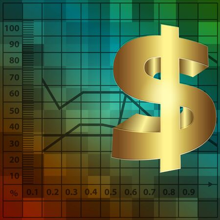 dolar: antecedentes financieros con el dólar