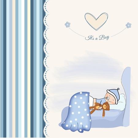 vintage teddy bears: Benvenuto nuovo baby boy