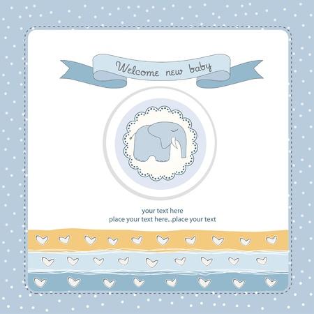 bautismo: Bienvenido bebé
