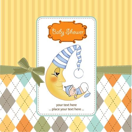 welcome baby Stock Vector - 11154260