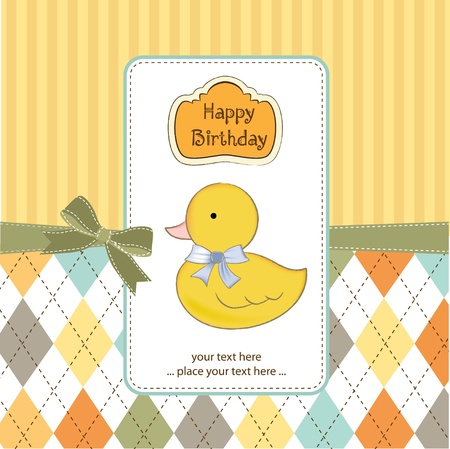 toy ducks: welcome baby