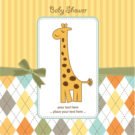 new baby arrived Stock Vector - 11154244