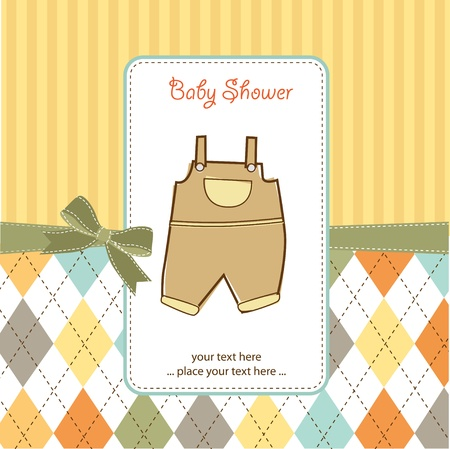 new baby arrived Stock Vector - 11154249