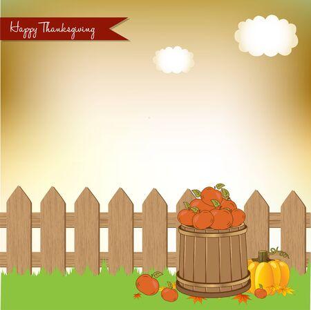 Autumn background Stock Vector - 11022675