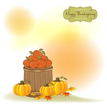Autumn background Stock Vector - 11022670