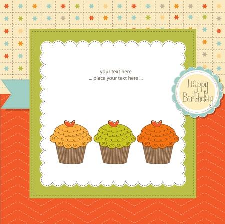 birthday cupcakes: birthday cupcakes