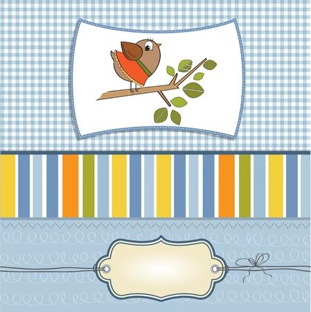 little bird: saludo rom�ntico con el p�jaro poco gracioso