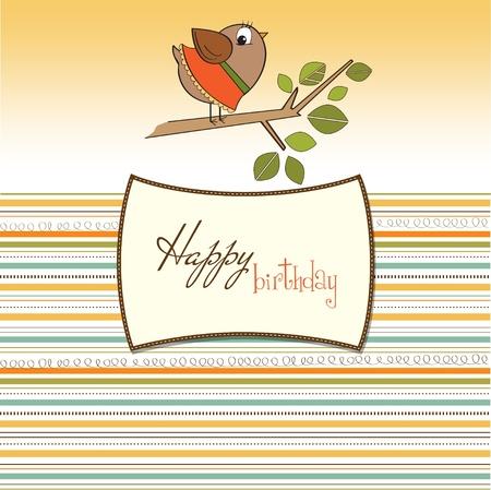 little bird: saludo rom�ntico con aves poco gracioso