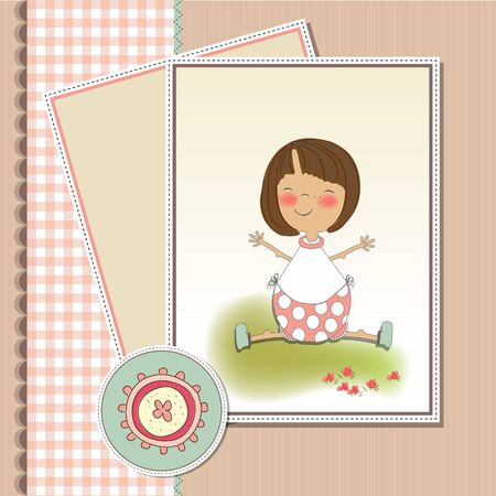 special events: welcome new baby girl