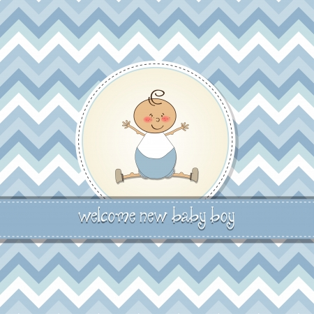 baby romantic: romantic baby boy shower card