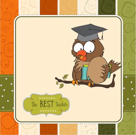 Owl Teacher