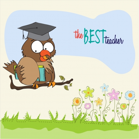 tutor: Owl Teacher