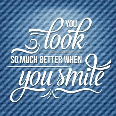 inspiring: positive inspirational  life quote, illustrator in vector format