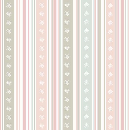 bands: Strip pattern, pastel colors. Vector illustration Illustration