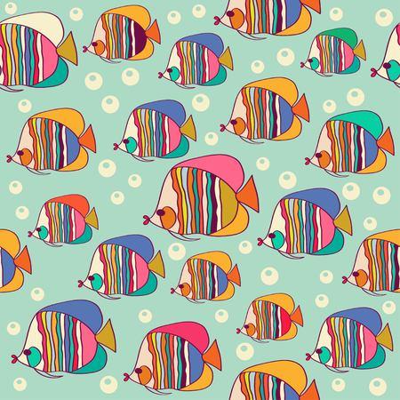 물고기와 패턴