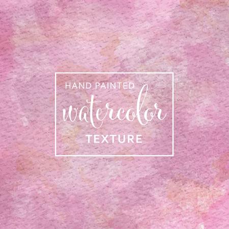 Acuarela rosa pastel sobre papel de seda patrón Foto de archivo - 82827624