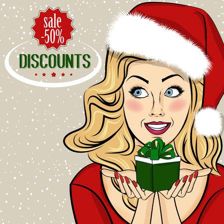 fb1683268df 1,273 Sexy Santa Girl Cliparts, Stock Vector And Royalty Free Sexy ...