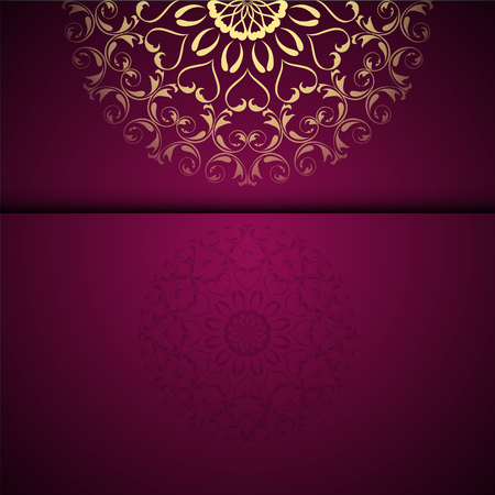 31608 Indian Wedding Background Stock Illustrations