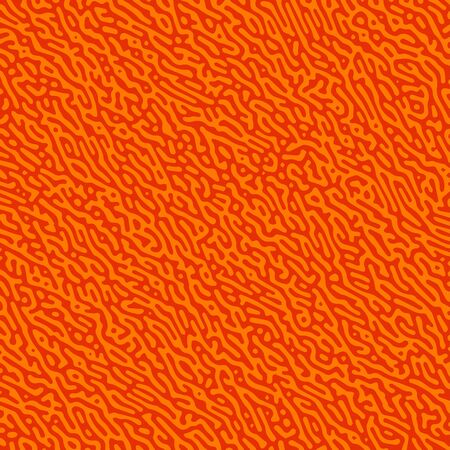 Modern  abstract geometric orange background. Vector format