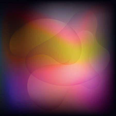 Abstract color fluid background. Liquid background. Vector 免版税图像 - 151149442
