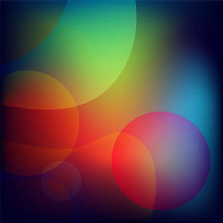 Abstract color fluid background. Liquid background. Vector 免版税图像 - 151149448
