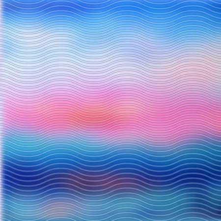 Abstract dynamic geometric background. Vector format 版權商用圖片