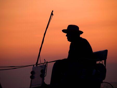 the coachman: Cowboy in coachman