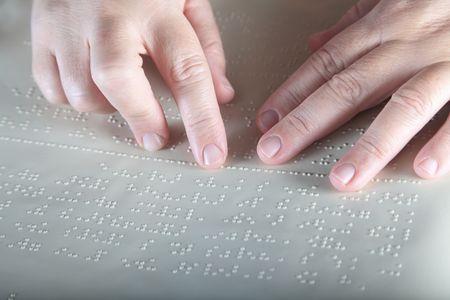 persiana: Metodo Braille - per persone non vedenti