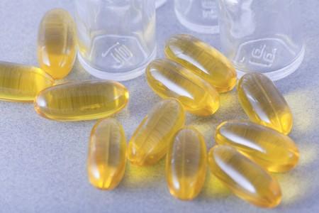 yellow pills photo