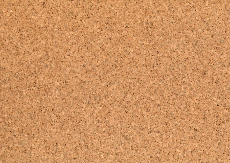 High detailed quality texture of the cork board. Stock Photo