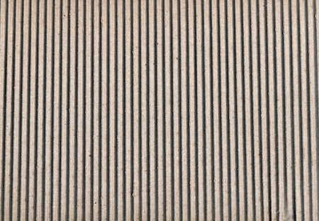 piece of brown and corrugated pasteboard photo
