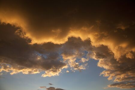 Stormy clouds Stock Photo - 8716058