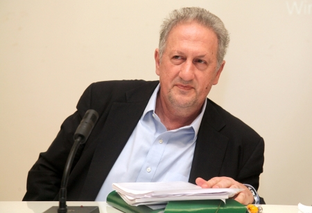 rural development: THESSALONIKI,GREECE-MAR 29:The Minister of Rural Development and Food K.Skandalidis will speak at a special meeting of the Regional Council of Central Macedonia on March 29,2011 in Thessaloniki,Greece