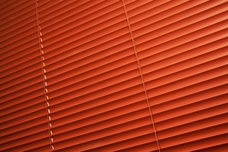 Orange blinds Stock Photo - 16674990
