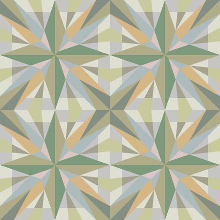 encaustic: Encaustic tiles seamless pattern.
