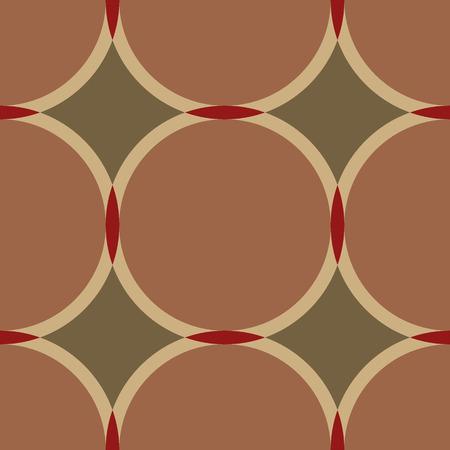 encaustic: Encaustic tiles seamless pattern. Vector EPS 10