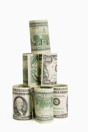 The concept. Financial pyramid.