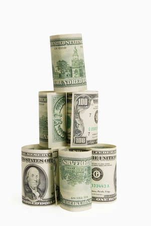 constitute: The concept. Financial pyramid.