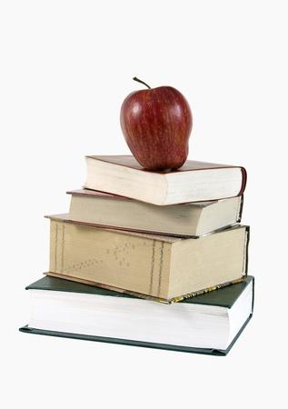 teorema: Educaci�n - una manzana de los conocimientos se encuentra en libros